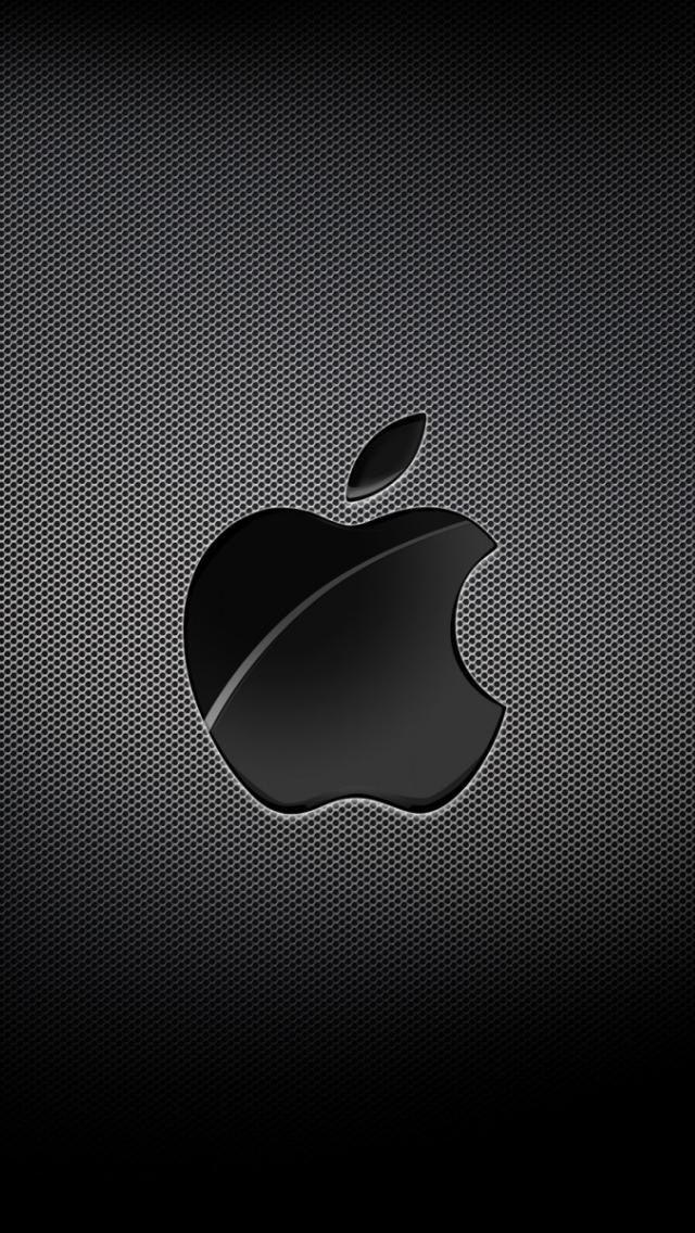 Apple Lock Screen For Iphone5 Apple Logo Wallpaper Iphone