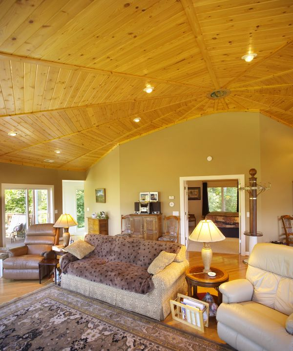 Prefab Dome Homes: An Interesting Dome Home Interior.