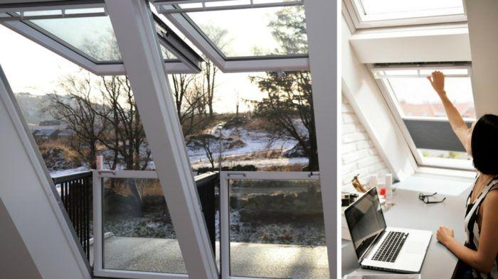 Comment bien choisir ses fenêtres de toit ? Rêve de combles