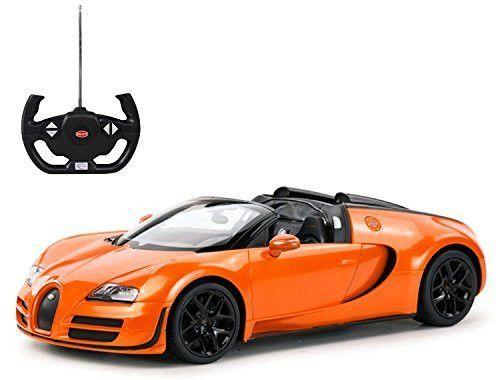 Bugatti Veyron 16 4 Grand Sport Vitesse R C Car Cool Facts