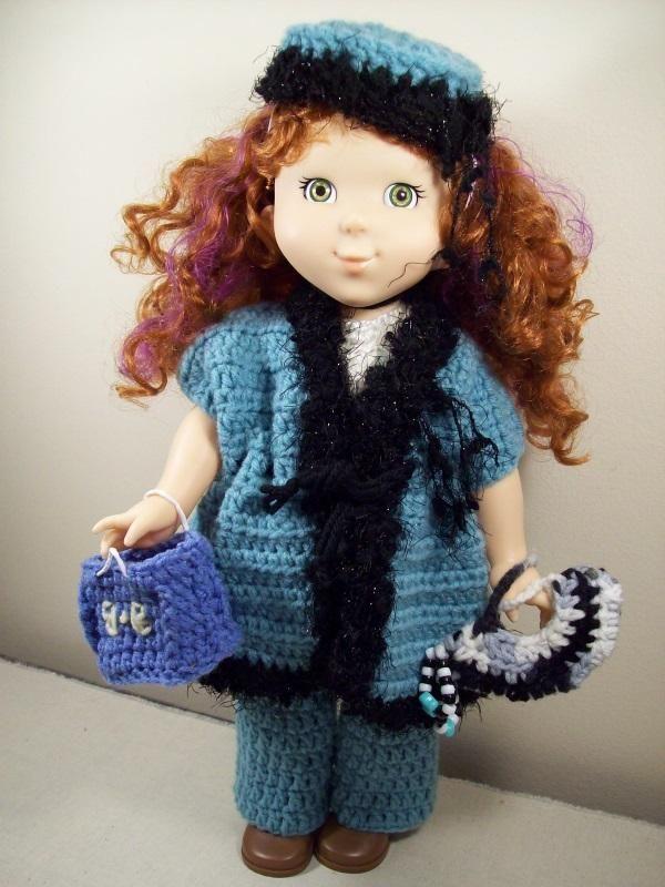 Pin von Paulette Swim auf Doll Knit and Crochet | Pinterest | Spielzeug