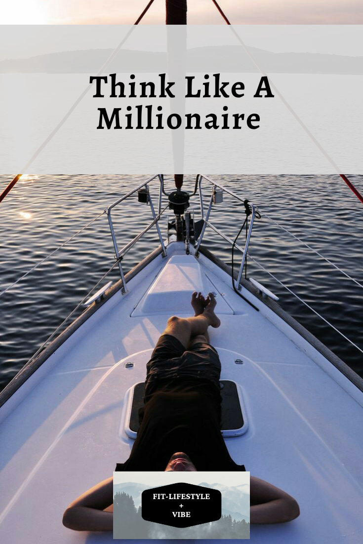 Photo of Think like a millionaire