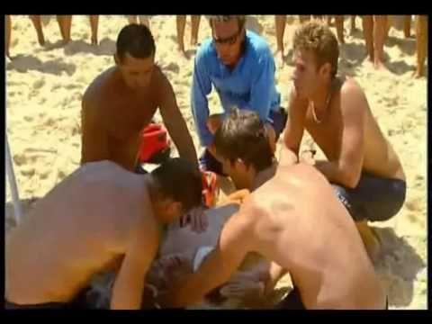 Bondi Beach Rescue Bondi Beach Emergency Care Beach