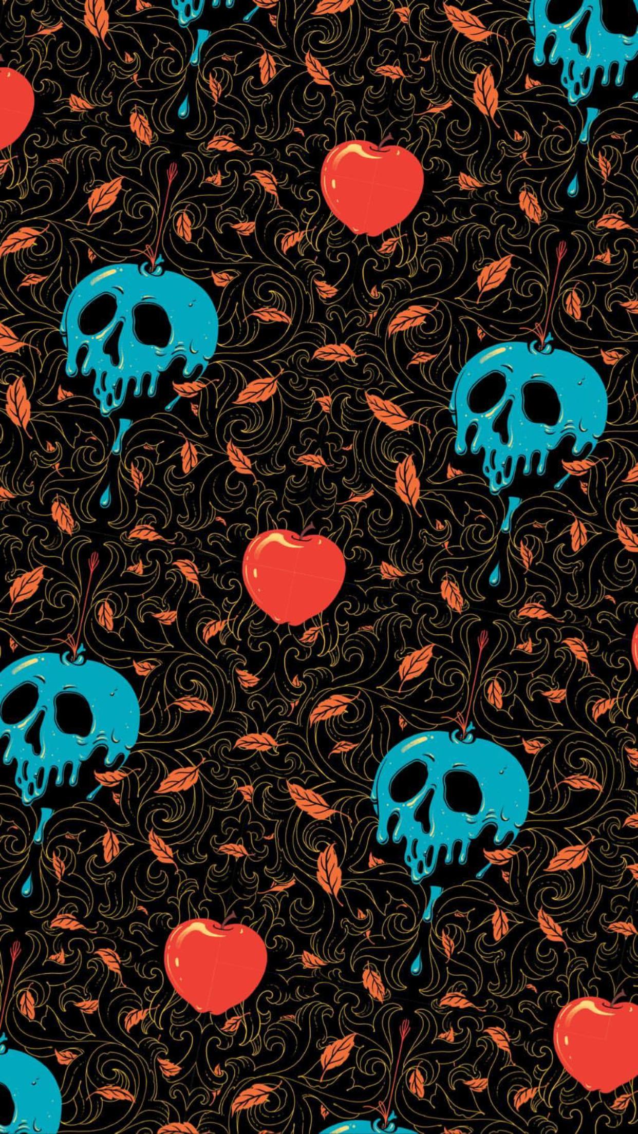 Pin by Felicia on Disney Halloween wallpaper iphone
