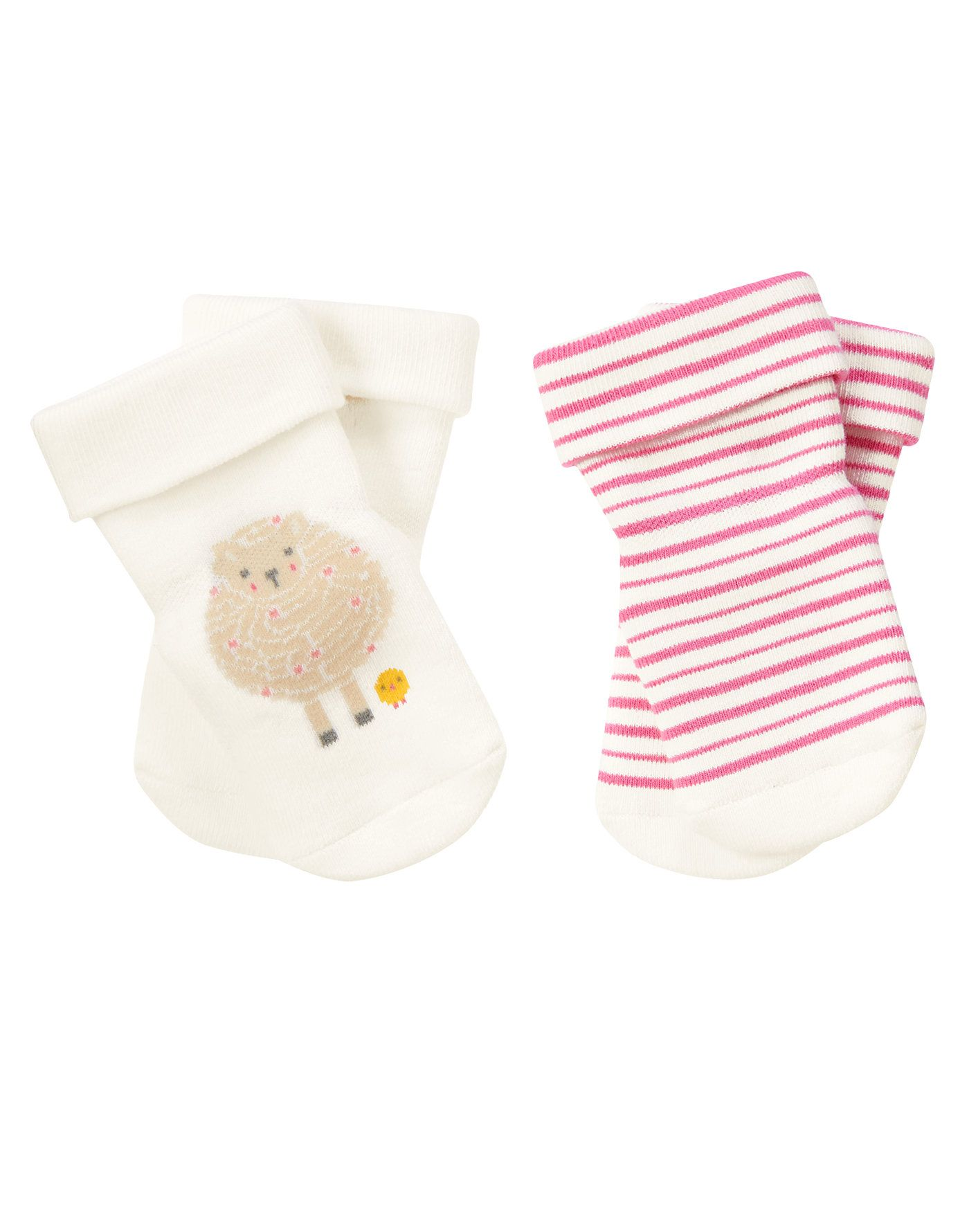 NWT Gymboree BABY GIRL Infant Ruffle Cotton Blend Socks NEW