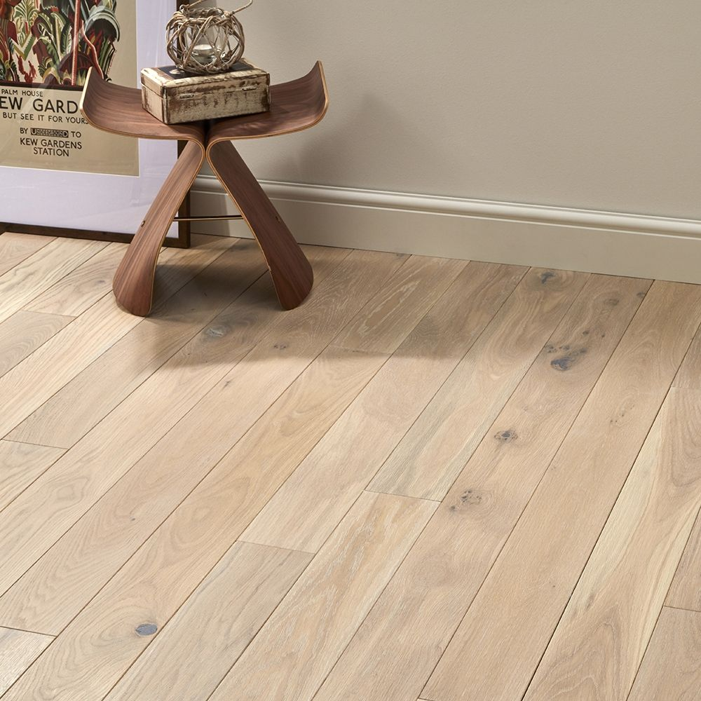 Elegant Frosted Oak Brushed Oiled Solid Wood Flooring Solid Wood Flooring Direct Wood Flooring Engineered Wood Floors