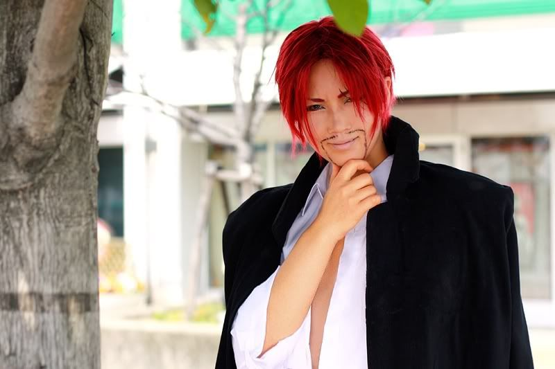 One Piece - Shanks   C...K Project Anna Cosplay