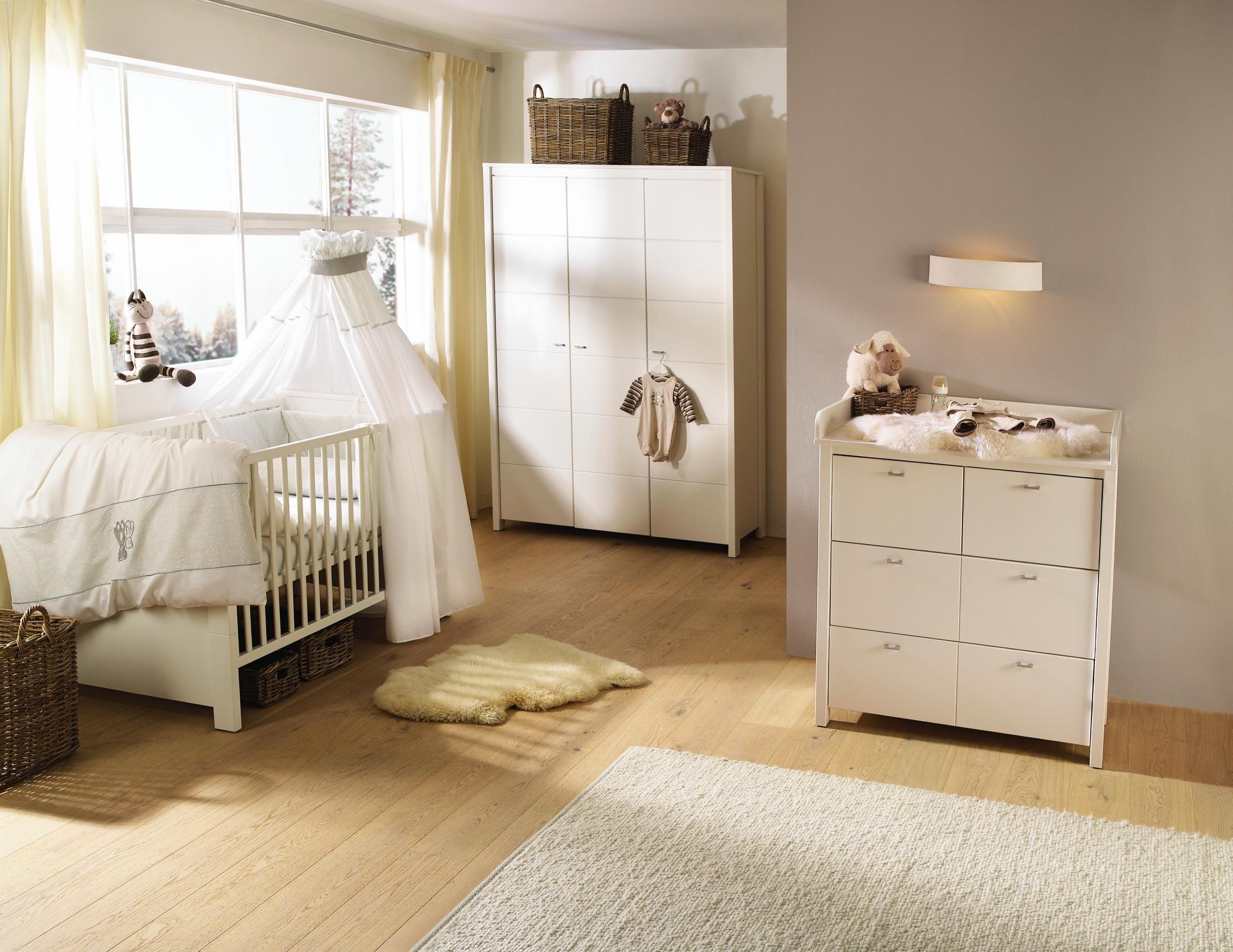 Babyzimmer Julia ~ Gitterbett julia babies