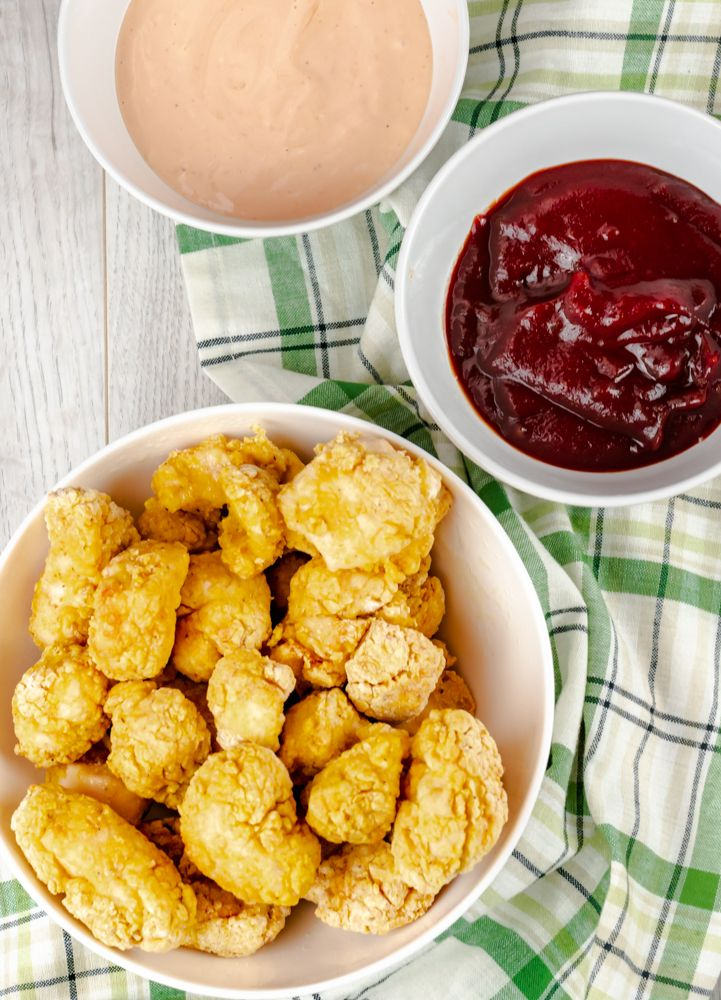 Air Fryer Popcorn Chicken Recipe Food, Cooking recipes