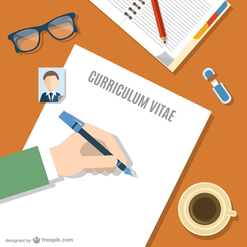 Magnífico Escribiendo Su Currículum Federal Inspiración - Ejemplo De ...