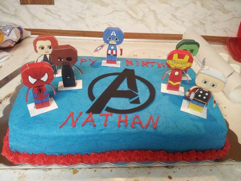 Happy Birthday Nathan Birthday Cakes 4 Free Spfd Mo Pinterest