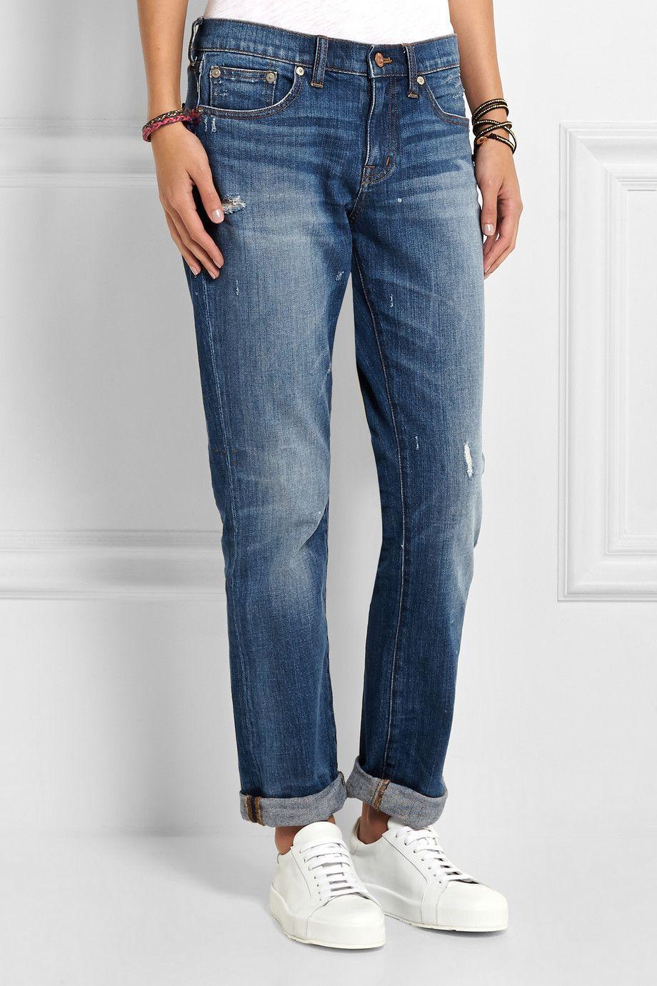 Madewellboyfriend jeans