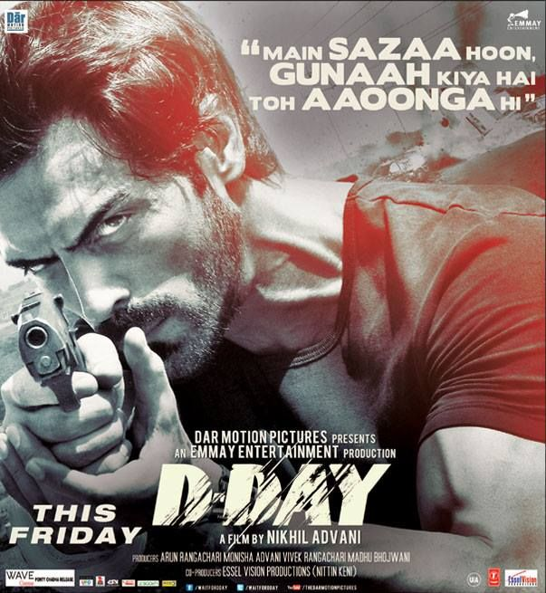 Dday Dialogue Arjunrampal With Images Movie Dialogues Movie