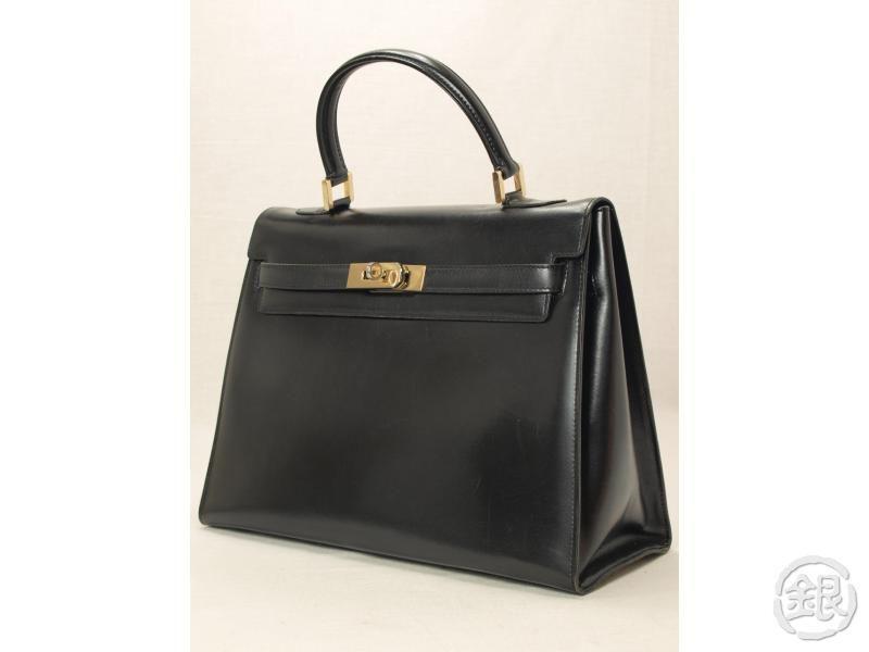 Images Of Kelly Purses Authentic Bally Black Leather Style Handbag
