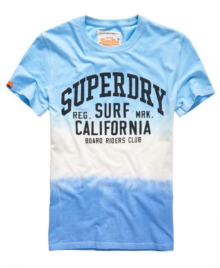 Superdry Camiseta Tie Dye Luxon  6e1252da032