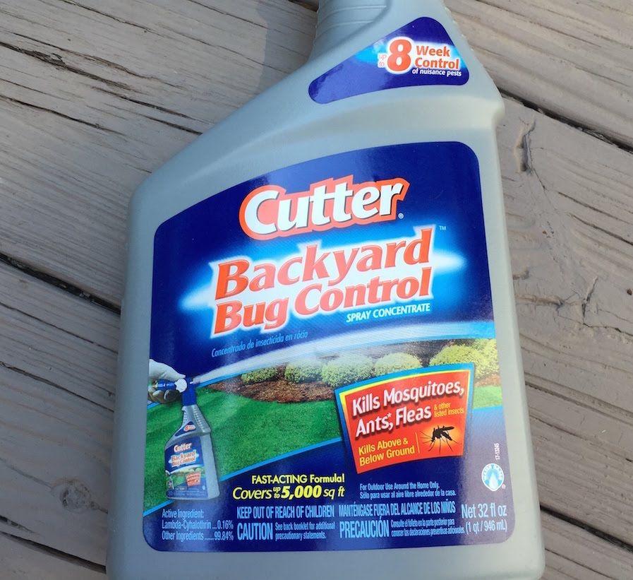 Cutter Backyard Bug Control Review - Does Cutter Bug Control Work? - Cutter Backyard Bug Control Review - Does Cutter Bug Control Work