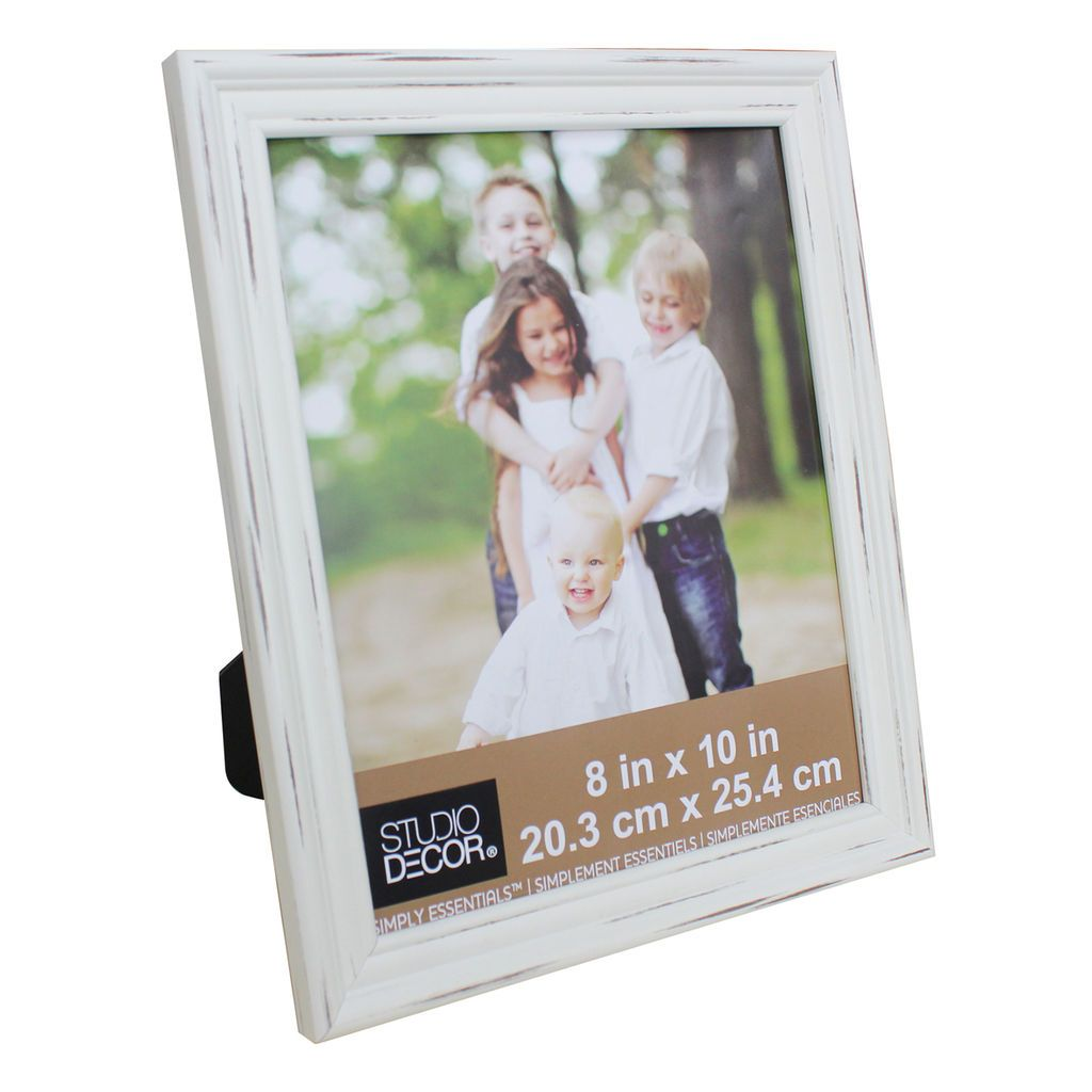Distressed White Frame Simply Essentials By Studio Decor White Distressed Frame Studio Decor Distressed White