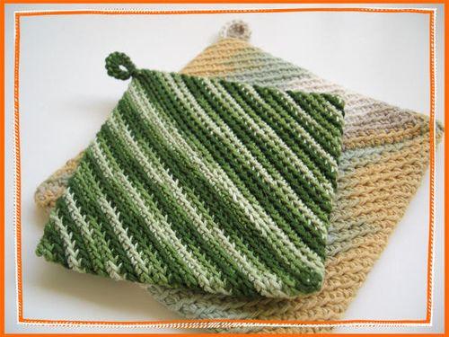 Hot Stuff Pinterest Potholders Crochet And Crochet Hot Pads