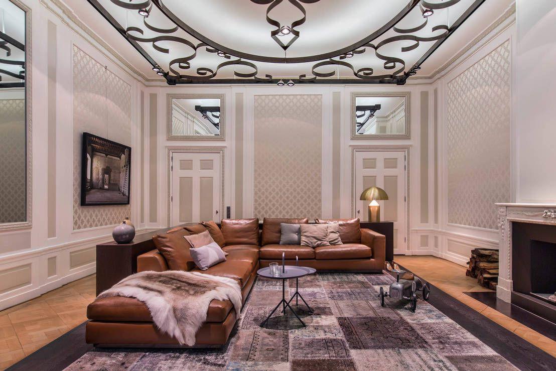 Luxe woonkamers: inspiratie voor genieters