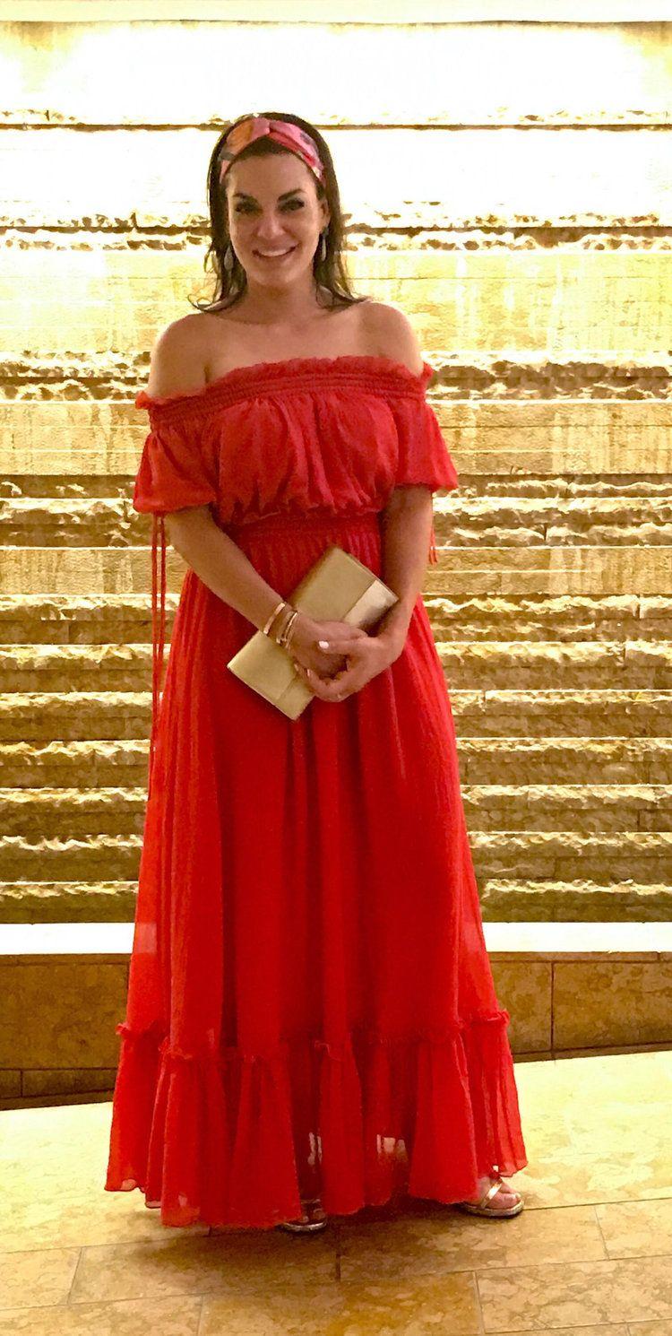 Champagne color dresses pumpsie