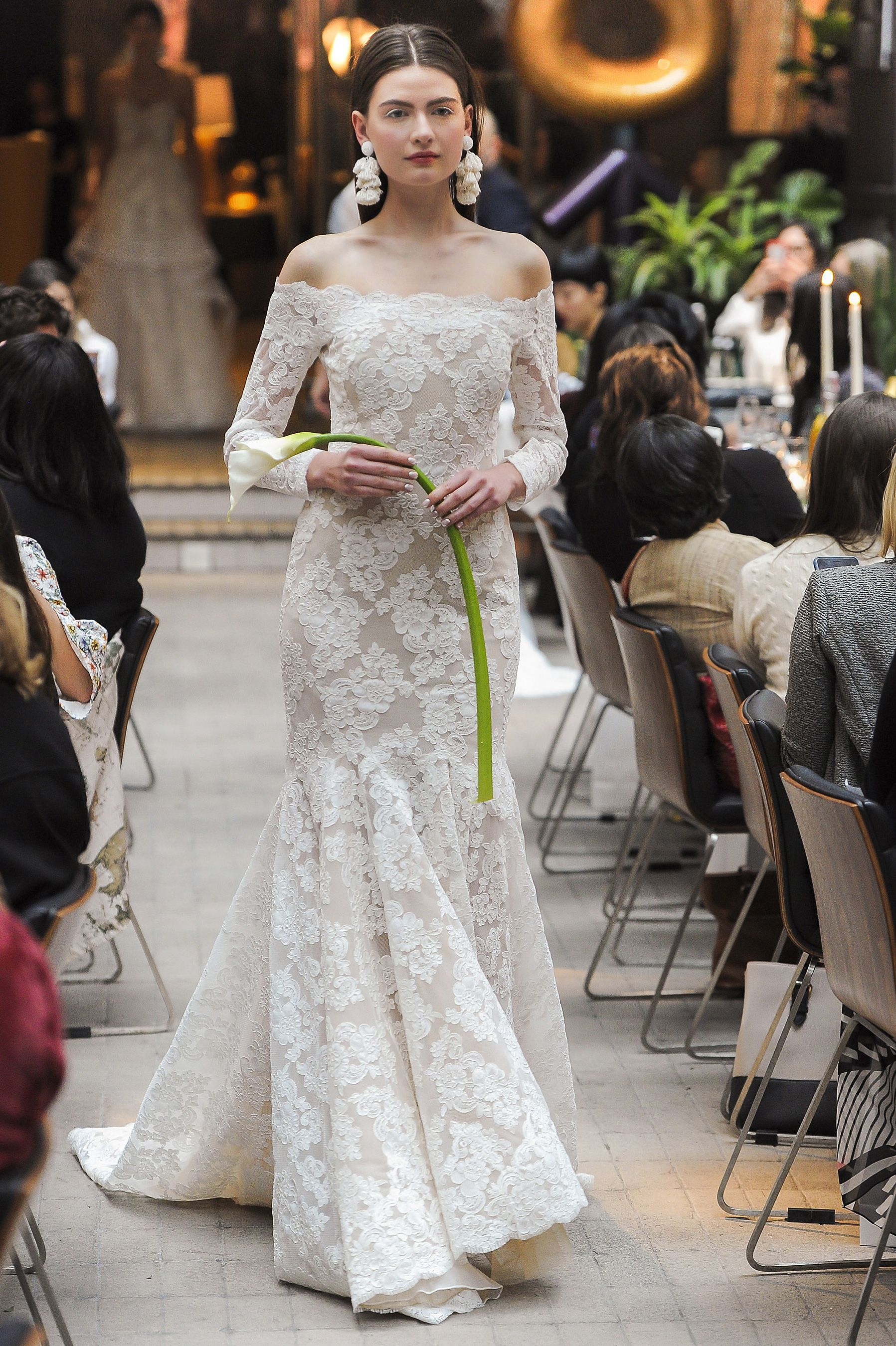 Sachin u babi spring bridal fashion show the impression