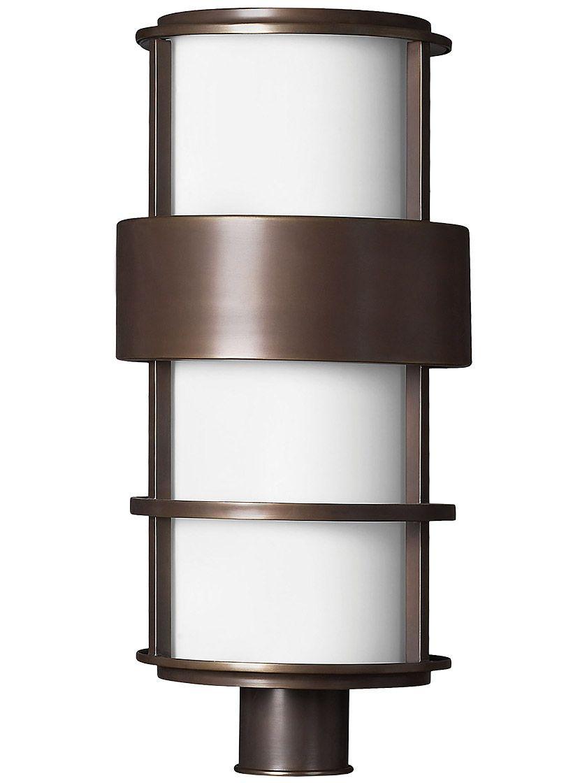 Saturn Exterior Post Pier Light Led Lantern Lamp Post Lights Lantern Head