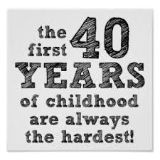 Leuke Spreuken Verjaardag 40 Jaar