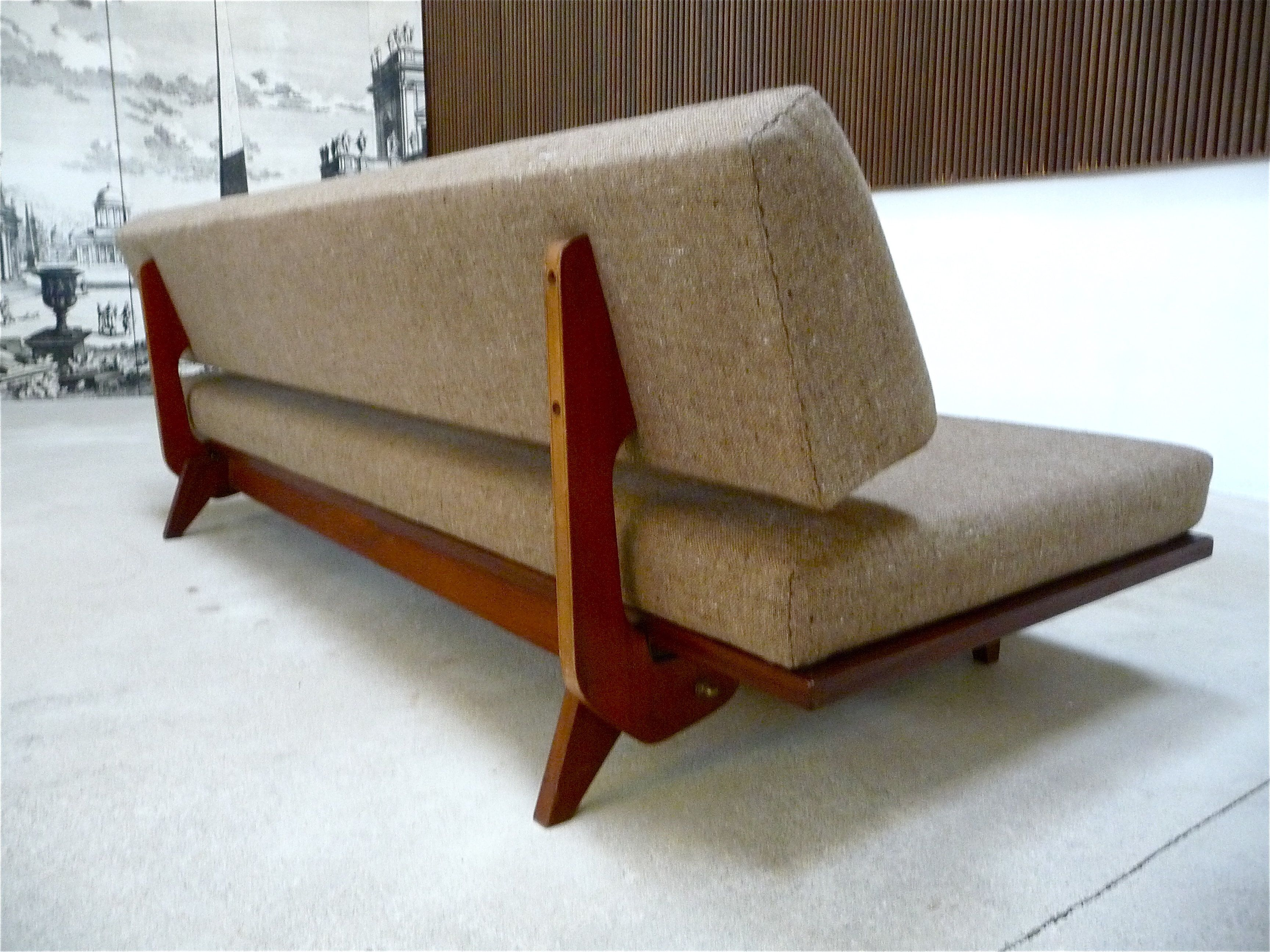 Convertible Sofa Daybed By Richard Stein Knoll International - Convertible sofa bed los angeles modern auctions