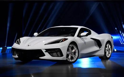 Chevrolet Unveils Price Of 2020 Mid Engine Corvette Chevrolet Corvette Stingray Corvette Stingray Chevrolet Corvette