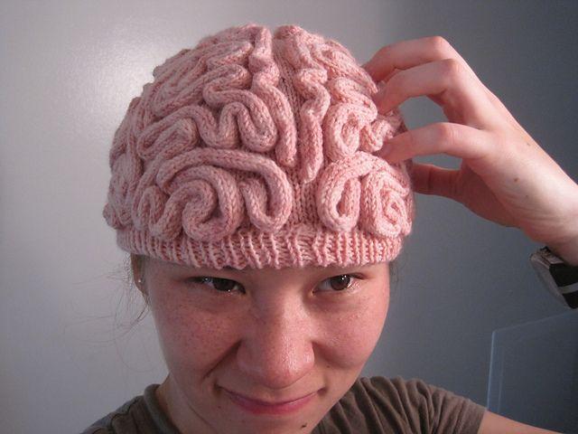 Weird Crochet Hats 4