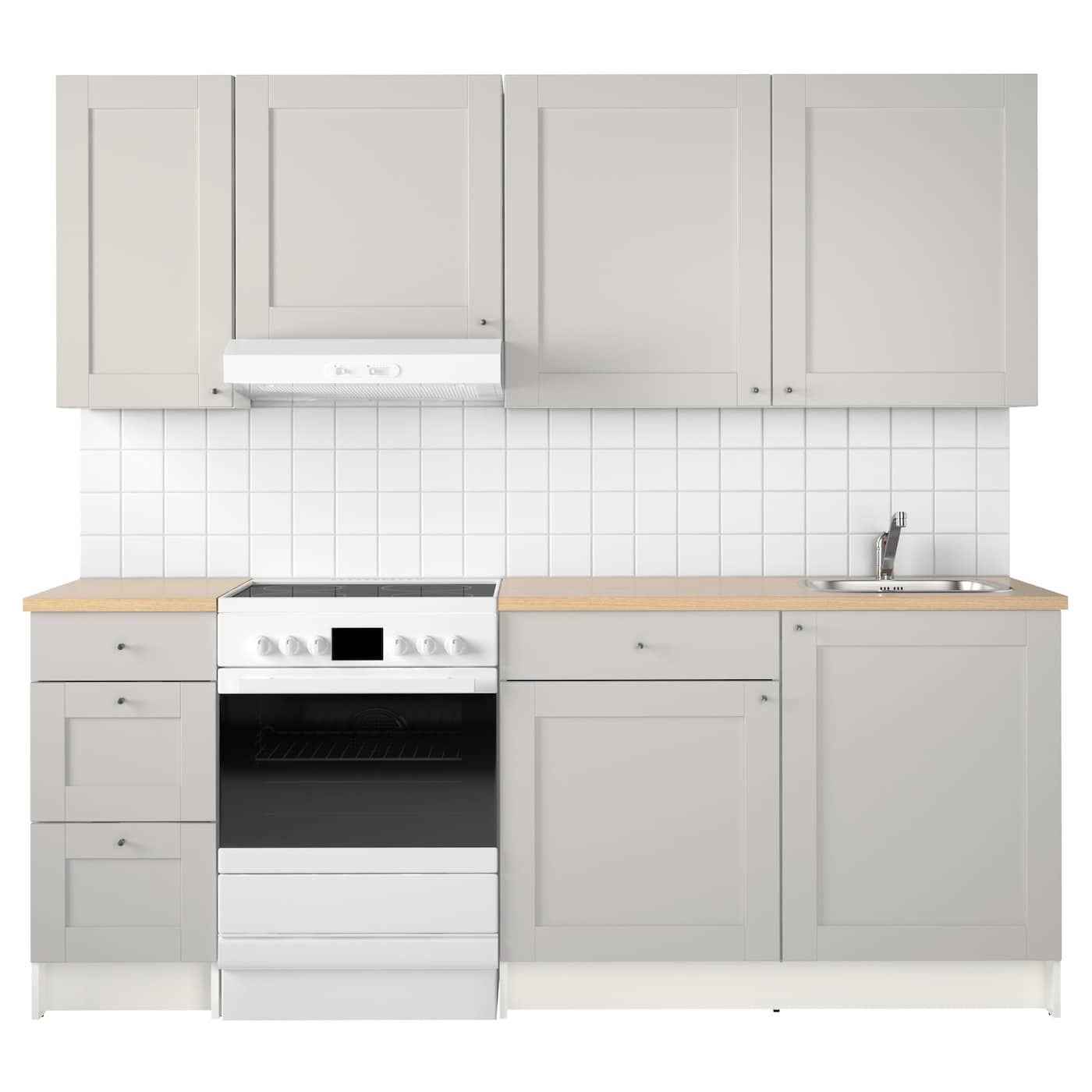 Knoxhult Kuche Grau Schrank Kuche Kuchenschrank Ikea Ikea Kuchenideen