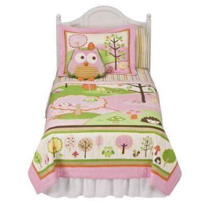 Circo Love Amp Nature Bedding Set My Little Girl Has This