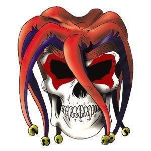 Jester Evil Joker Drawings | evil jokers graphics and ...