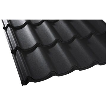 pan 39 tuile mat gris anthracite x m id es de. Black Bedroom Furniture Sets. Home Design Ideas