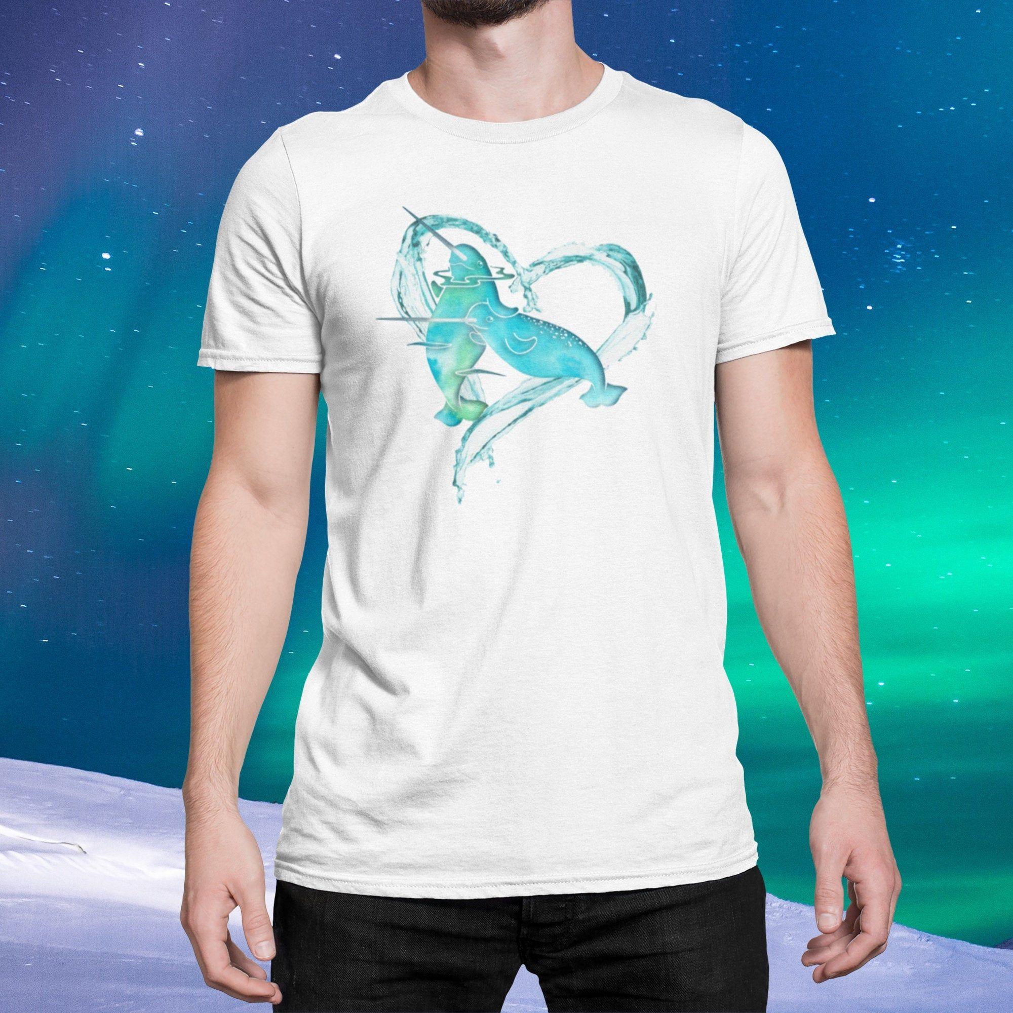 Whale Lover Shirt Narwhal Lover Shirt Narwhal Shirt Whale