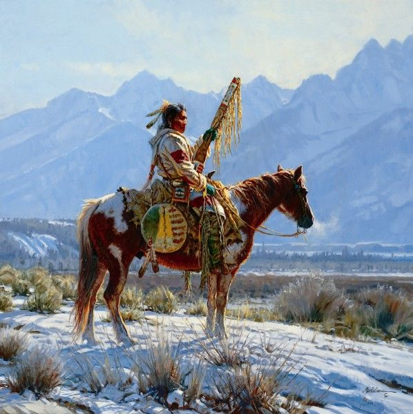 The Western Art Dealer: April 2012 Ray Swanson, Western Artist