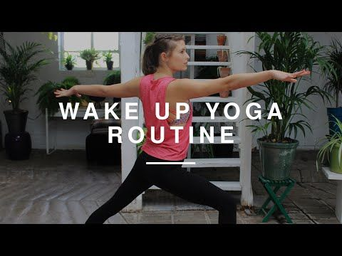 10 minute core strengthening yoga flow  annie clarke