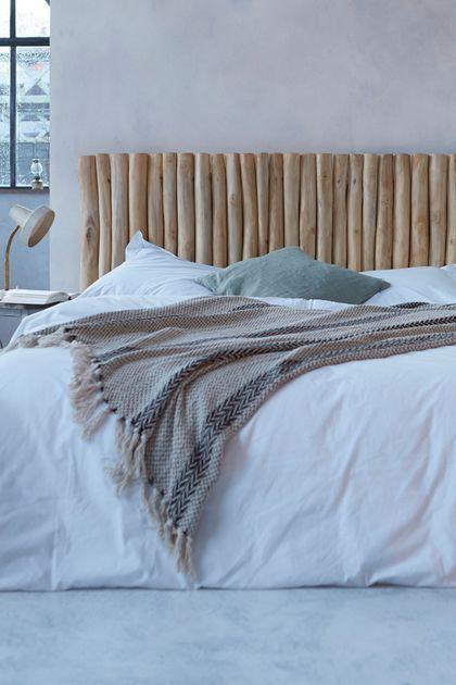 Tête de lit : 20 modèles déco | Chambre | Tête de lit en ...