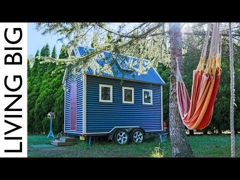 3 This Super Compact Tiny House Is Australia S First