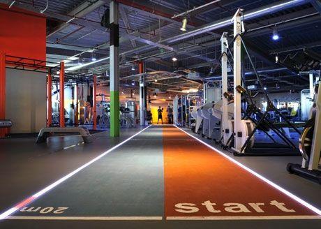 Art Of Designing Gym Interiors Fitness Interiors