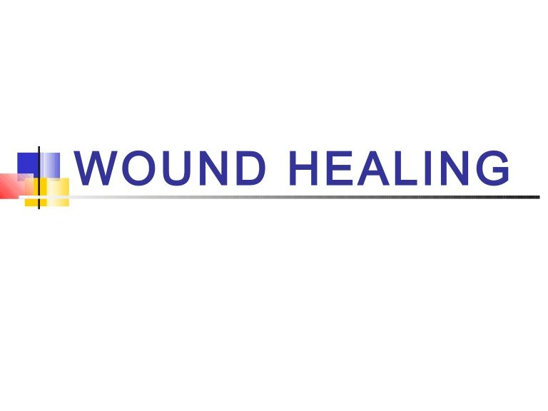 wound-healing-ppt by orthoprince via Slideshare | 3 | Wound