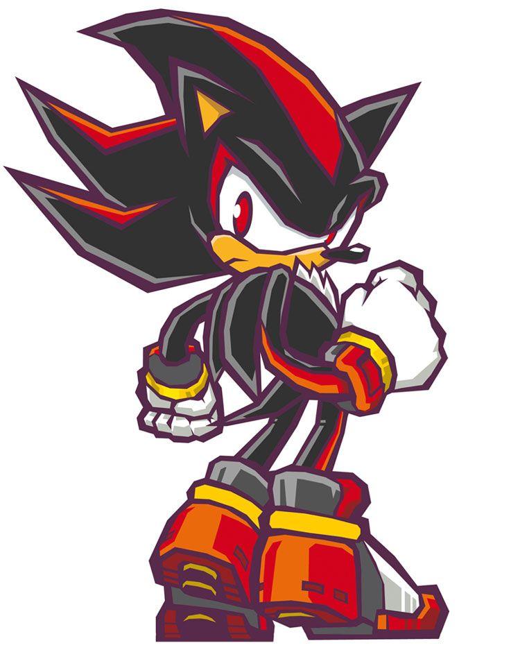Shadow the Hedgehog - Characters & Art - Sonic Battle ...