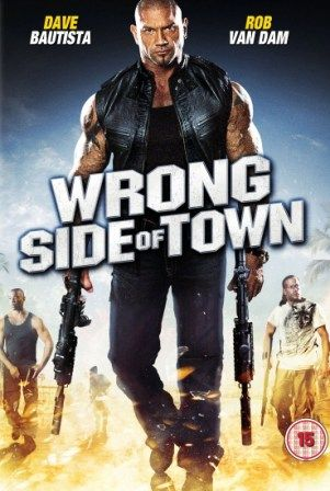 Poster Of Wrong Side of Town (2010) Full Movie Hindi Dubbed Free Download Watch Online At all-free-download-4u.com