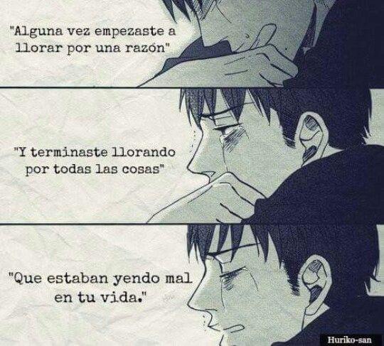 Frases Anime Desmotiva Pinterest Anime Sad And Frases