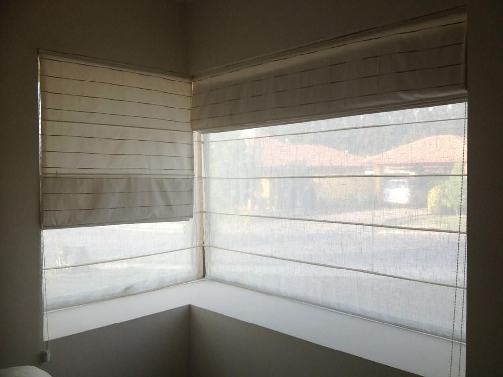 cortinas store bow window   Buscar con Google | cortinas