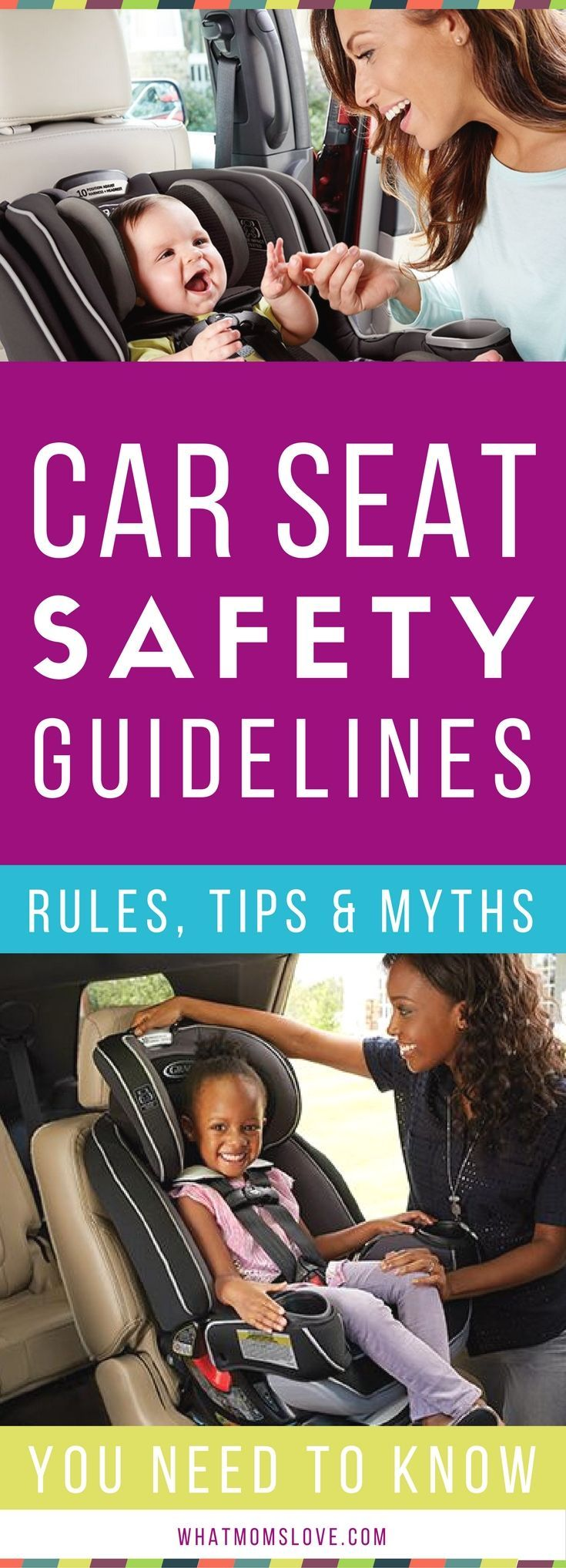 Car seat safety 101 what you need to know to keep your