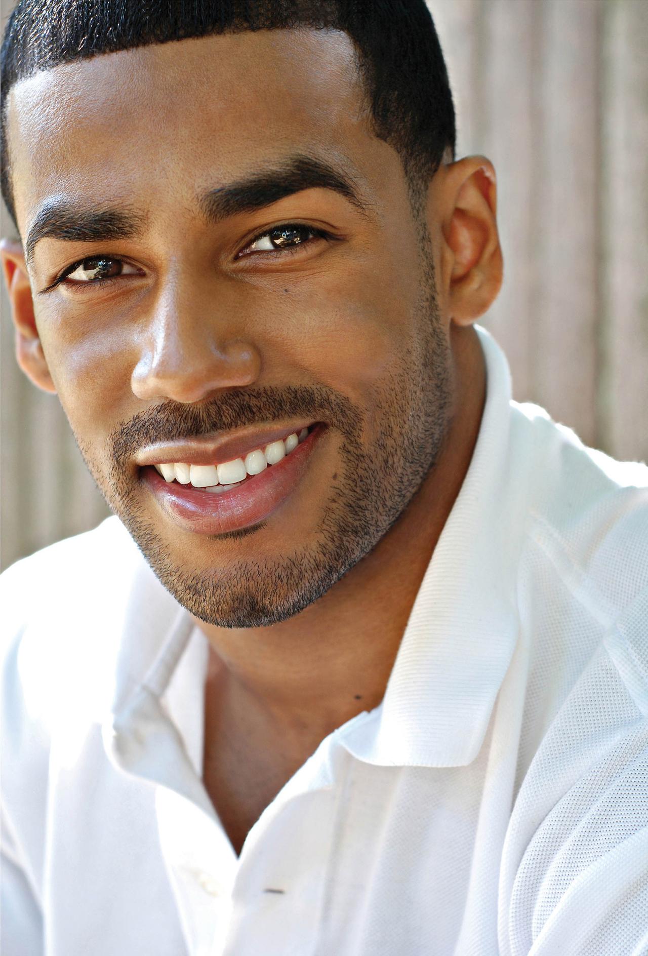 Very handsomelovely lil smile! | SEXY BLACK MEN | Pinterest