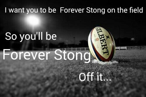 Forever Strong Quote Rugby Motivation Movie Quotes Fun Sports