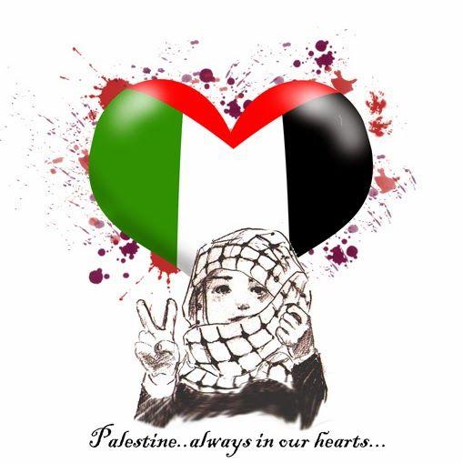 والله هي في القلب Palestine Art Palestine Flag Palestine