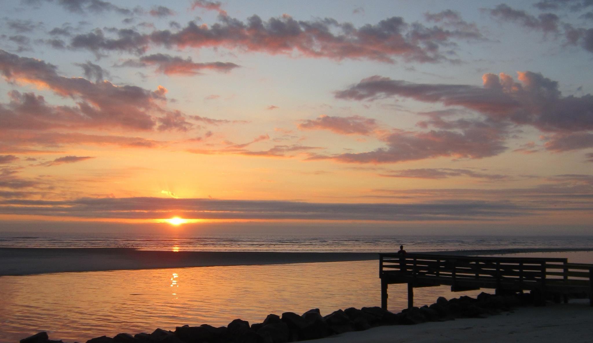 St. Simons Island Sunrise taken by Mac Childers